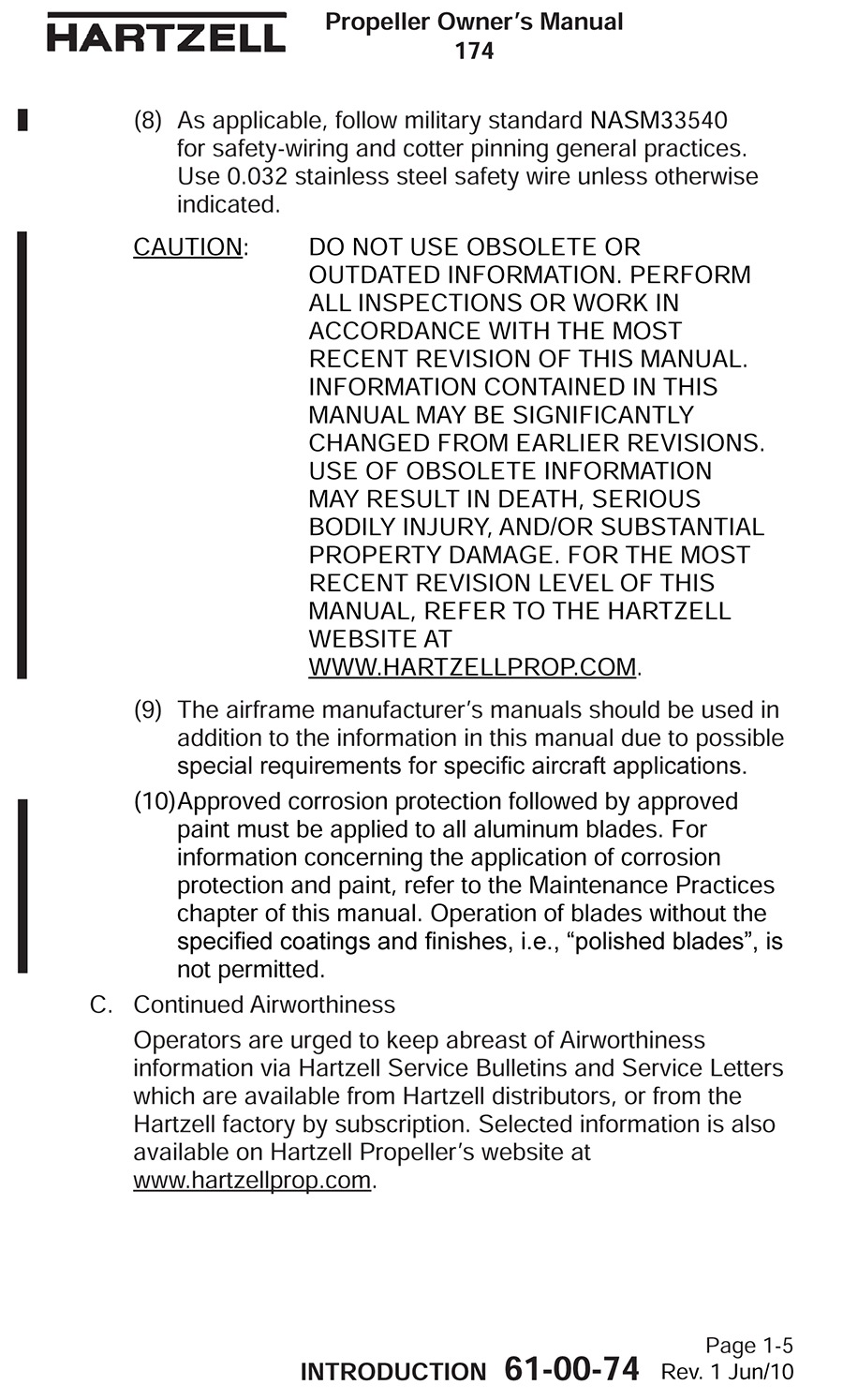 Hartzell Prop Manual 2010 page31