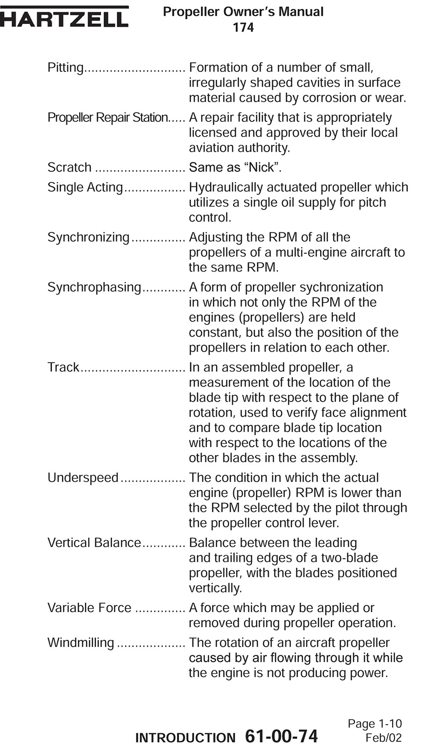 Hartzell Prop Manual 2010 page36